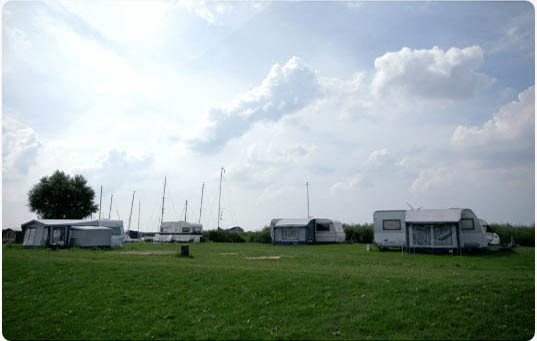 Kleine campings in Friesland